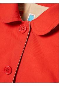 Czerwony płaszcz Little Marc Jacobs #7