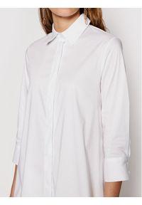 Imperial Sukienka codzienna A9MYBBE Biały Regular Fit. Okazja: na co dzień. Kolor: biały. Typ sukienki: proste. Styl: casual