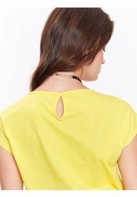 Żółta sukienka TOP SECRET casualowa, na co dzień, na lato #6
