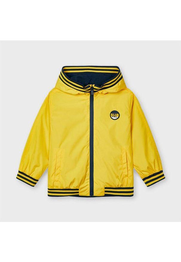 Żółta kurtka przejściowa Mayoral