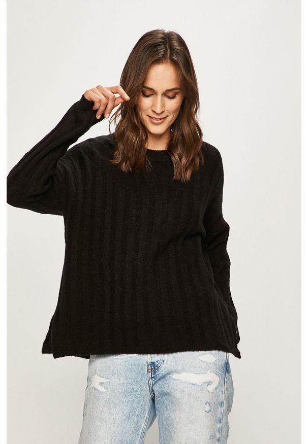 Czarny sweter Jacqueline de Yong