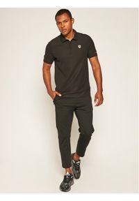 Czarna koszulka polo Puma polo