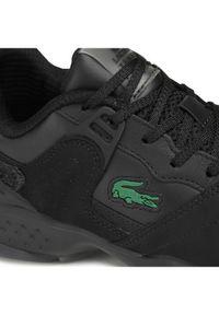 Lacoste Sneakersy T-Point 0721 1 G Sma 7-41SMA010102H Czarny. Kolor: czarny #2