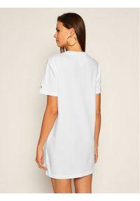 Biała sukienka Tommy Jeans