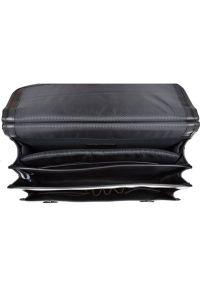 Torba na laptopa MCKLEIN Halsted 15.6 cali Czarny. Kolor: czarny. Styl: elegancki #6