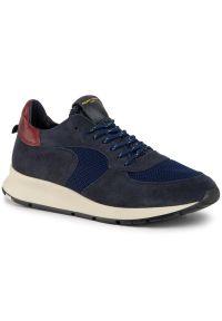 Niebieskie sneakersy Philippe Model