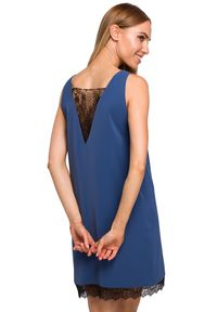 Sukienka koktajlowa MOE elegancka