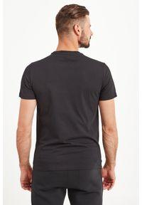 T-shirt Trussardi Jeans elegancki, w kolorowe wzory
