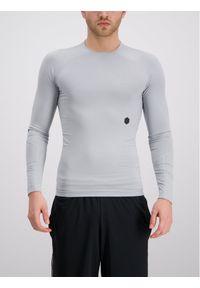 Under Armour Koszulka techniczna UA RUSH Compression 1328699 Szary Slim Fit. Kolor: szary
