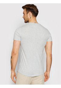 Tommy Jeans T-Shirt Jaspe DM0DM09586 Szary Slim Fit. Kolor: szary