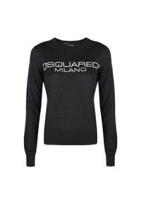 Sweter DSQUARED2 casualowy, na co dzień