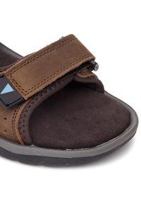 Sandały CMP - Almaak Hiking Sandal 38Q9947 Seppia P816. Kolor: brązowy. Materiał: skóra, nubuk, materiał. Sezon: lato. Sport: turystyka piesza