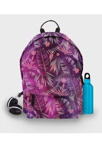 MegaKoszulki - Plecak fullprint Cosmic Jungle 2. Materiał: materiał. Wzór: nadruk