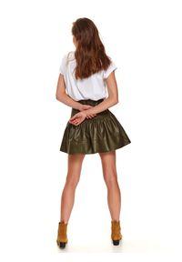 Brązowa spódnica TOP SECRET