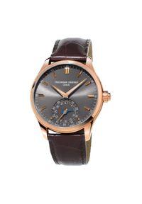 FREDERIQUE CONSTANT RABAT ZEGAREK HOROLOGICAL SMARTWATCH FC-285LGS5B4. Rodzaj zegarka: smartwatch. Styl: klasyczny, elegancki