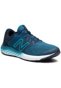 Niebieskie buty do biegania New Balance z cholewką