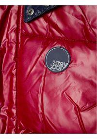 Mayoral Kurtka puchowa 7467 Bordowy Regular Fit. Kolor: czerwony. Materiał: puch