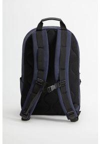 Niebieski plecak Mango Man sportowy