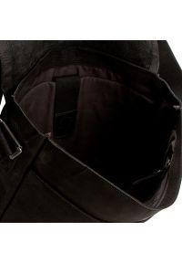 Czarna torba na ramię Strellson
