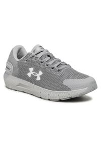 Szare buty do biegania Under Armour