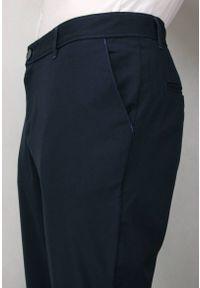 Niebieskie spodnie un SARTO eleganckie