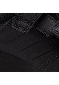 Czarne półbuty Adidas z cholewką, na rzepy #7