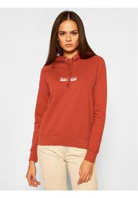 Czerwona bluza Lee