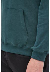 GAP - Bluza. Okazja: na co dzień. Kolor: zielony. Materiał: poliester. Styl: casual