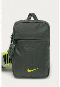 Nike Sportswear - Saszetka. Kolor: szary