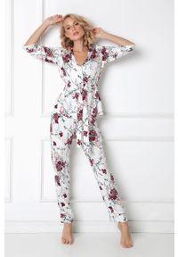 Biała piżama Aruelle