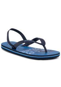 Niebieskie sandały O'Neill na lato