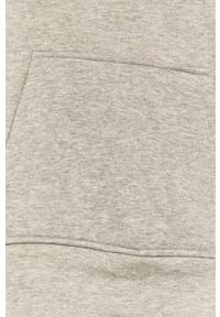 Szara bluza Answear Lab wakacyjna, z długim rękawem