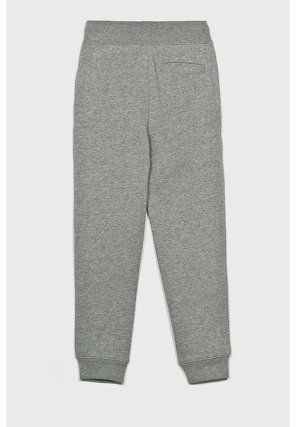 Szare spodnie dresowe Polo Ralph Lauren melanż