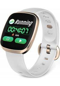 Smartwatch Letike GT103 Biały (2681-uniw). Rodzaj zegarka: smartwatch. Kolor: biały