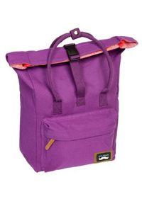 Fioletowy plecak Starpak