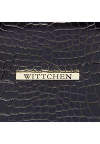 Wittchen Torebka 91-4Y-715-1 Czarny. Kolor: czarny