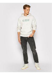 Guess Bluza M0GQ31 R9YH0 Beżowy Regular Fit. Kolor: beżowy