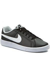 Czarne półbuty Nike z cholewką, casualowe, na co dzień