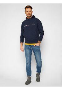 Musto Bluza Evo Logo 82043 Granatowy Regular Fit. Kolor: niebieski #6