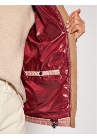 Różowa kurtka puchowa Napapijri
