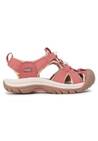 Różowe sandały trekkingowe keen