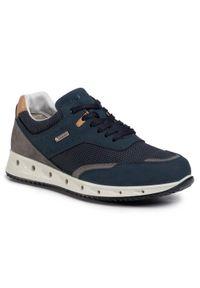 Niebieskie sneakersy Igi & Co