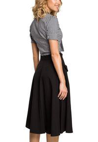 Spódnica rozkloszowana MOE elegancka