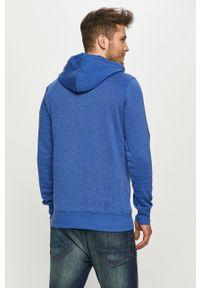 Tom Tailor - Bluza bawełniana. Okazja: na co dzień. Kolor: niebieski. Materiał: bawełna. Styl: casual #5