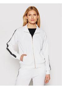 Biały sweter klasyczny Liu Jo