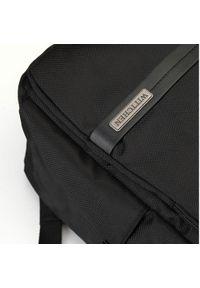 """Wittchen - Męski plecak na laptopa 15,6"""" z krytym suwakiem. Kolor: czarny. Materiał: poliester. Wzór: aplikacja. Styl: klasyczny, elegancki, casual #5"""