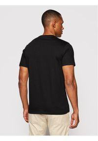 Baldessarini T-Shirt 20010/000/5015 Czarny Regular Fit. Kolor: czarny