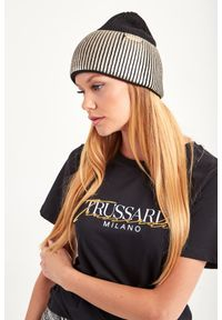 Nakrycie głowy Trussardi Jeans eleganckie