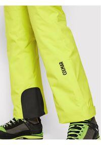 Colmar Spodnie narciarskie Sapporo 1423 1VC Żółty Regular Fit. Kolor: żółty. Sport: narciarstwo