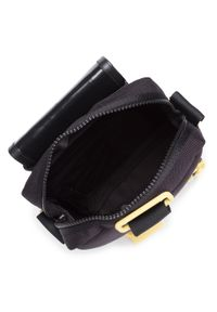 melissa - Plecak MELISSA - Max Bag + Rider 34219 Black/Black 50481. Kolor: czarny. Materiał: materiał. Styl: klasyczny, elegancki